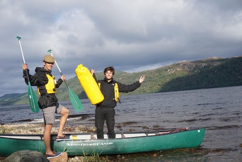 Les participants seront deux par canoë, et devront réaliser la traversée le plus vite possible.