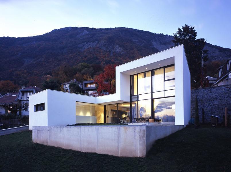 Les plus belles maisons du centre est de la france - Les plus belles architectures de maisons ...