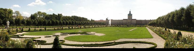 Le Charlottenburger Schlosspark. ©WikipediaCommons/ Babbsack