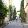 La rue des Thermopyles, dans le XIVe arrondissement.