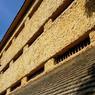Une vue sur l'arrière de la grande pagode.