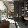 L'espace de coworking Nextdoor, filiale de Bouygues Immobilier, a ouvert ses portes le 1er juin à Issy-les-Moulineaux.