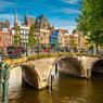 Amsterdam et ses quais charmants vous permettra de prétendre à 55 m².