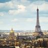 Très prisée aussi, la capitale française n'offre que 19 m², un studio.