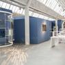 Le musée est installée dans les locaux industriels qui ont servi de premier siège social à Velux.