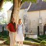 Après huit ans de travail et plus d'un million d'euros d'investissement, François et Agnès Chombart de Lauwe ont le sentiment du devoir accompli : le prieuré fontevriste de Longefont, dans l'Indre, a retrouvé son église.