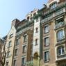 Dans le 16e arrondissement, Castel Béranger, œuvre d'Hector Guimard.