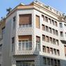 Le Studio-Building, 65 rue La Fontaine dans le 16e, a été réalisé par Henri Sauvage, l'un des inventeurs de l'Art Déco.