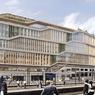 L'édifice aura une superficie d'un million de mètres carrés et comprendra un immense jardin suspendu.