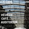 Café, restaurant, salles de réunion, tech-lab, auditorium : tout est réuni pour laisser libre court à l'innovation des start-up