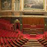 La salle du Congrès peut accueillir jusqu'à 1500 personnes