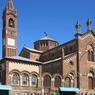 La cathédrale d'Asmara est un des plus beaux exemples d'église latine néo-romane en dehors d'Italie.