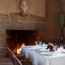 Il est possible d'organiser des dîners sous le regard bienveillant de Vauban.