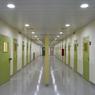 Vue de l'intérieur du centre pénitentiaire de Riom.