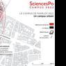 Le futur campus parisien de Science Po se limitera à deux grands pôles à l'horizon 2021-2022.