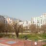 <b>GRENOBLE. </b>Le quartier de la Villeneuve de Grenoble et le parc Jean Verlhac occupent l'ancien site du stade olympique. <b/>
