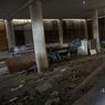 <b>RIO DE JANEIRO.</b> La rénovation du stade de Maracana avait coûté 500 millions de dollars mais l'endroit a été rapidement vandalisé (photo d'archive prise en février 2017).