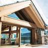 Cette immense demeure de 1680 m² avec vue panoramique sur les Alpes est actuellement en vente à Saint-Moritz.