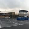 Un dépôt de bus à Grenay (62)