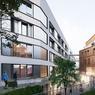 Rue du Colonel-Pierre-Avia (XVe) : d'anciens immeubles de bureaux seront remplacés par une résidence étudiante de 145 chambres et des locaux communs répartis sur 3581 m². Livraison en 2019.