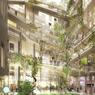 Secteur Masséna-Chevaleret (XIIIe) : construction du premier immeuble «nudge» au monde. Les architectes décrivent un «village vertical» tout en bois «sous une enveloppe végétale poétique» (130 logements). Livraison en 2020.