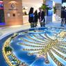 L'Expo 2020 devrait attirer jusqu'à 300.000 visiteurs par jour. De quoi doper les projets immobiliers locaux ? (ici, une maquette de Palm Islands, présentée en 2017 au Mipim, à Cannes.
