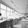 Bureau de stylistes à Javel en 1961