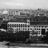 Façade de l'usine Citroën de Javel