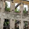 Les ruines de la maison Lolomani.