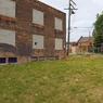 Un urbanisme fait d'un très grand nombre de «trous» laissés par des démolitions.