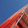 La nouvelle tour La Marseillaise signée Jean Nouvel, à Marseille, dispose de 15 ascenseurs connectés et certifiés HQE récompensé dans la catégorie «technologie».