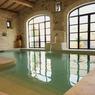 Lauréate d'or dans la catégorie «piscine intérieure».