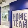 Des espaces colorés et inventifs pour cultiver l'esprit d'équipe.