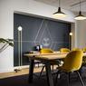 Mobilier, luminaires design et aménagement dessinent de nouveaux espaces et valorisent ceux qui y travaillent.