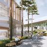 <b>Pôle d'échanges multimodal de Jolimont devient «My Jolimont»</b> : ce projet vise à intégrer la station à son environnement avec un réaménagement urbain et la création d'un mail piéton, un parc paysager sera aménagé sur le viaduc. Un fab lab, des logements, un supermarché coopératif et participatif ou encore une crèche sont aussi au programme.