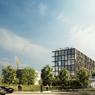 <b>Zone Blagnac 1 - aéroport Toulouse Blagnac devient «Sky One» :</b> ce site d'implantation de l'aéroport (1952) est occupé par des bâtiments vétustes ou peu attractifs. L'idée est de valoriser 2 parcelles d'environ 5050 m² par la construction de deux bâtiments : un pôle de services de 2187 m² (salle de sport, data center, workafé) et un parc tertiaire de 8510 m² dont 5000 m² dédié au coworking