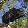 La société texane Rising S Bunkers livre ses abris partout dans le monde.