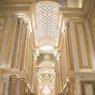 Le Hall principal du palais du Qasr Al Watan.