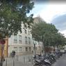 53, rue des Archives (IIIe) : transformateur EDF