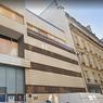 27 rue Bergère (IXe) : transformateur EDF