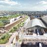 La surface du toit végétalisé sera augmentée de plus de 3000 m²