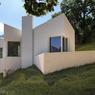 La maison MF,  à Vico, en Corse (2A)