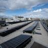 La toiture photovoltaïque.