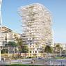 La Tour Méridia, dessinée par l'architecte Sou Fujimoto