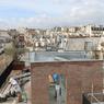 La buanderie au dernier niveau accueillera également une petite terrasse suspendue.