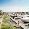 Le port de plaisance comptera 139 anneaux pour accueillir des bateaux de 6 à 20 mètres.