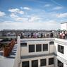 L'impressionnant toit-terrasse végétalisé devrait connaître un immense succès.