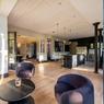<b>Une maison à Saint-Cloud.</b> La pièce à vivre et sa cuisine ouverte.