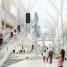 Une station de vélos de 2000 places sera mise à disposition des voyageurs