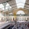 700.000 voyageurs transitent chaque jour par la gare du Nord